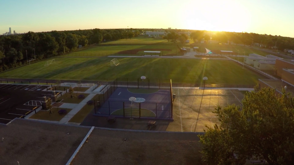Fields & Futures revitalized sports complex