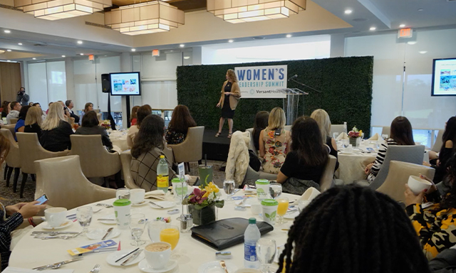 The Women's Leadership Summit hosted in South Florida. con