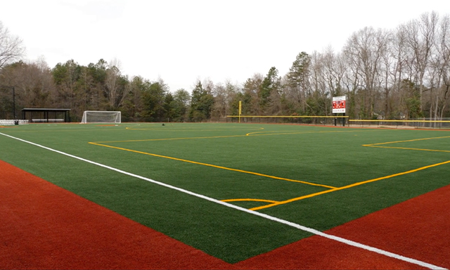 Kevin Harvick Field in Charlotte, North Carolina.